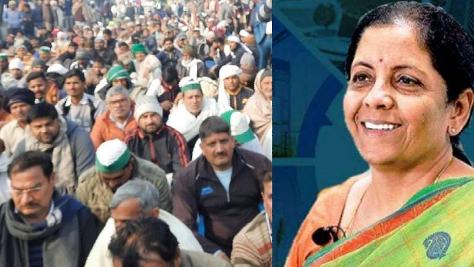 दिल्ली वार्तापत्र : शेतकरी आंदोलन अन् अर्थसंकल्पाचे आव्हान