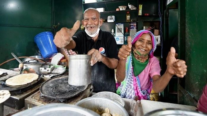 बिग बींनी 'बाबा का ढाबा'ला केली लाखोंची मदत