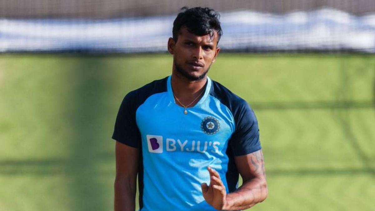 उमेश यादवच्या जागी भारतीय कसोटी संघात टी नटराजनला संधी