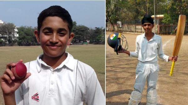 हकीम मर्चंट क्रिकेट ट्रॉफी - १४ वर्षांखालील गट; हरदयाल बाजवा ची अष्टपैलू कामगिरी