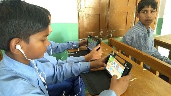 Ashram schools to get smartphone tablet