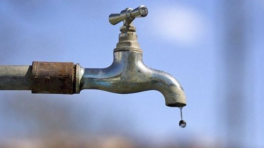No water supply in the city on Saturday