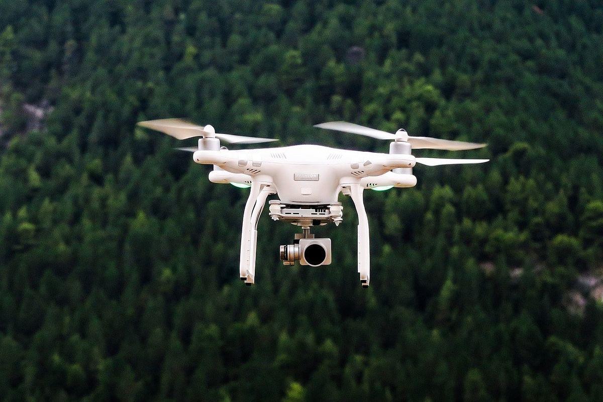 BCCI ला ड्रोन वापरण्यास परवानगी