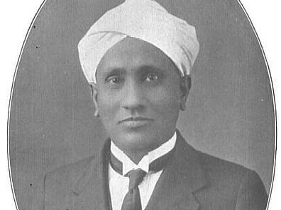 चंद्रशेखर वेंकट रामन