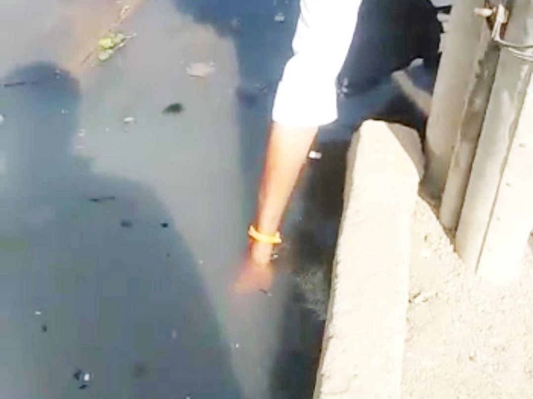 Video बहाळ येथे अशुध्द पाण्याचा पुरवठा