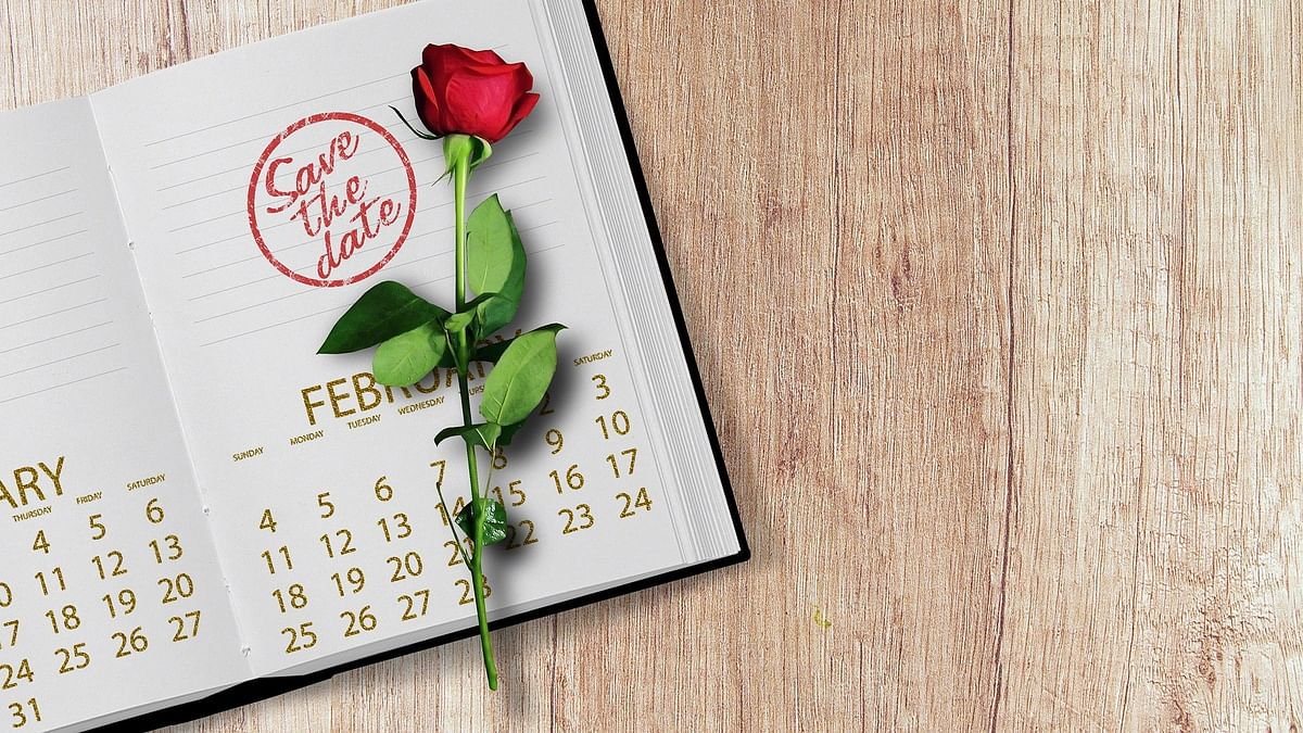 Valentine's Week 2021: आजपासून व्हॅलेंटाईन वीकला सुरुवात