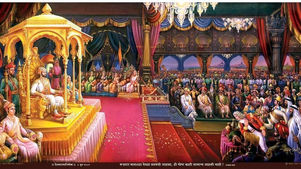 Shiv Jayanti celebrated in the city