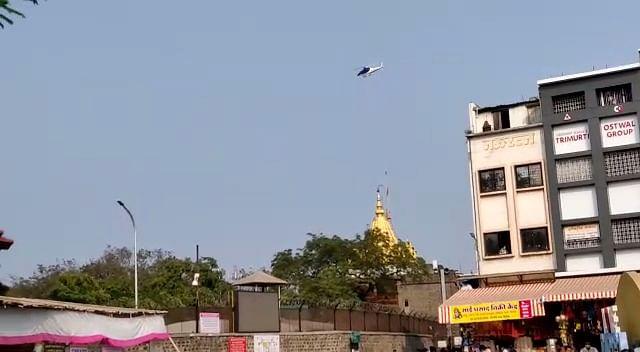 आठ दिवस उलटूनही हेलिकॉप्टर प्रकरणी गुन्हा दाखल नाही