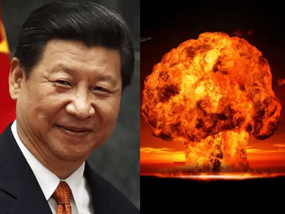 चीनकडे 1 हजार अणुबॉम्ब