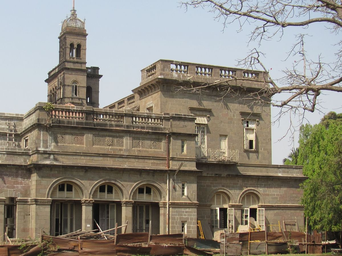 Pune University acts against students for copying