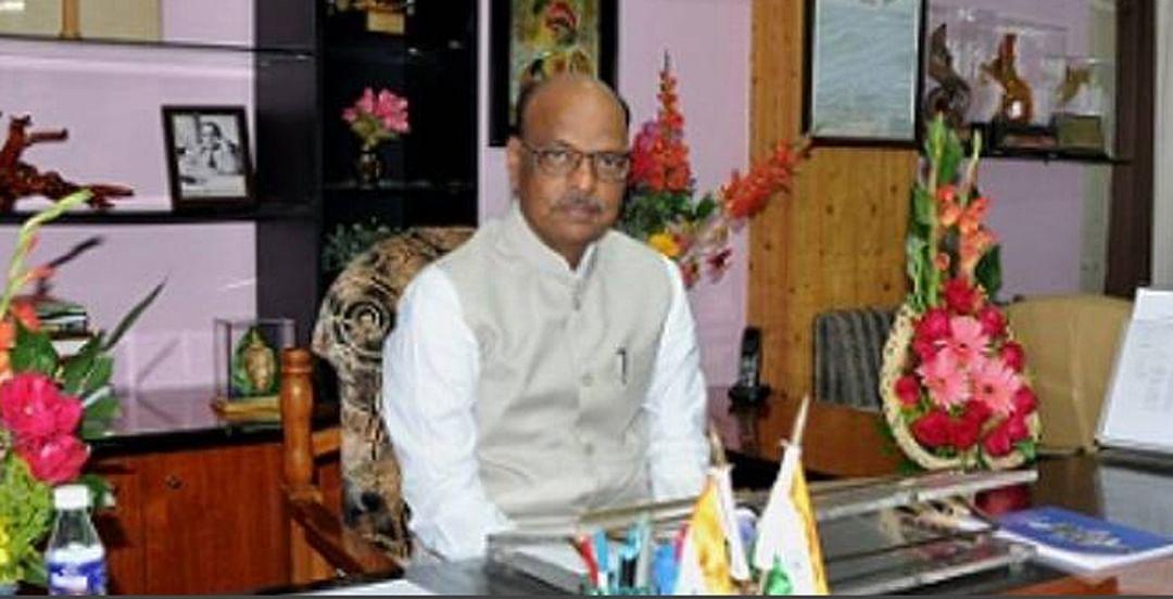 प्रा.पी.पी.पाटील यांचा कुलगुरु पदाचा राजीनामा