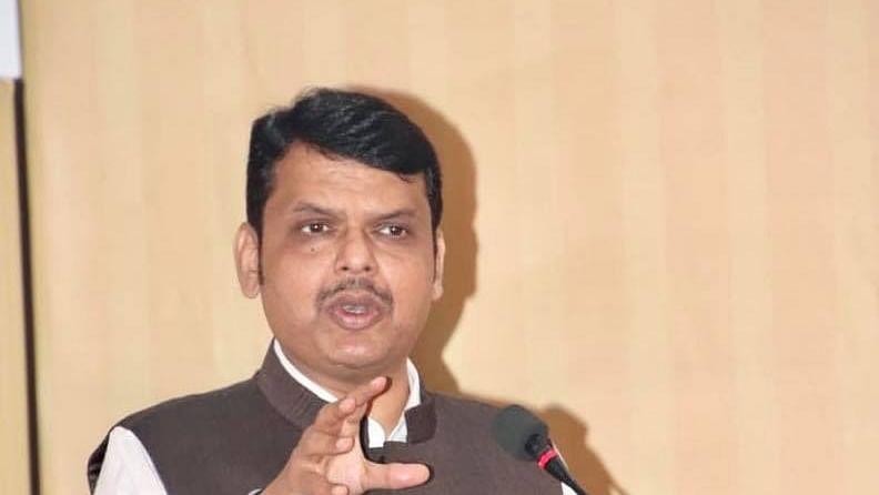 Maharashtra Bandh : फडणवीसांचा हल्लाबोल : कायदा चालवणारेच घेतात बंदचा निर्णय