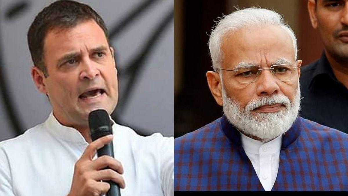 पंतप्रधान चीनला घाबरले, भारताची जमीन चीनला दिली; राहुल गांधींचा घणाघात