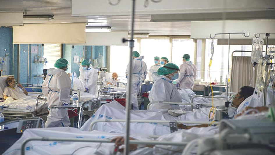 करोना : नगर शहरातही वाढताहेत रुग्ण