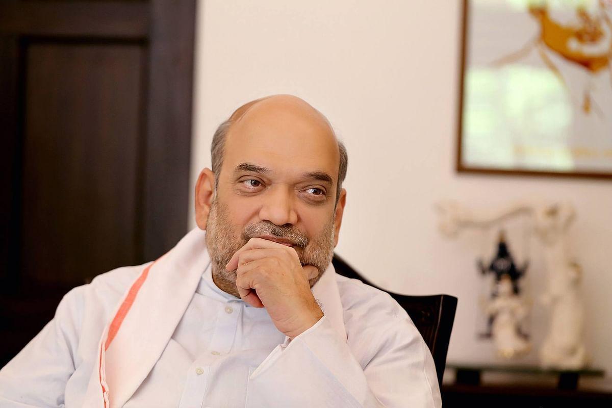गृहमंत्री अमित शाह आज महाराष्ट्र दौऱ्यावर