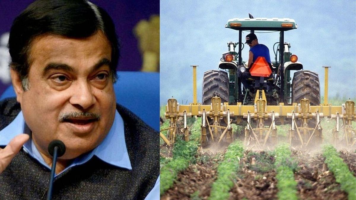 नितीन गडकरी उद्या भारताच्या पहिल्या CNG ट्रॅक्टरचे उद्घाटन करणार