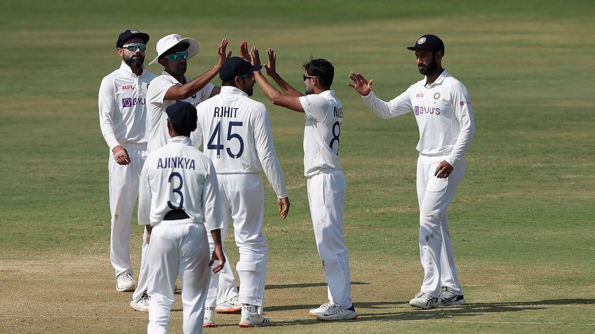 IND vs ENG 1st Test : इंग्लंडचा दुसरा डाव १७८ धावांवर संपुष्टात