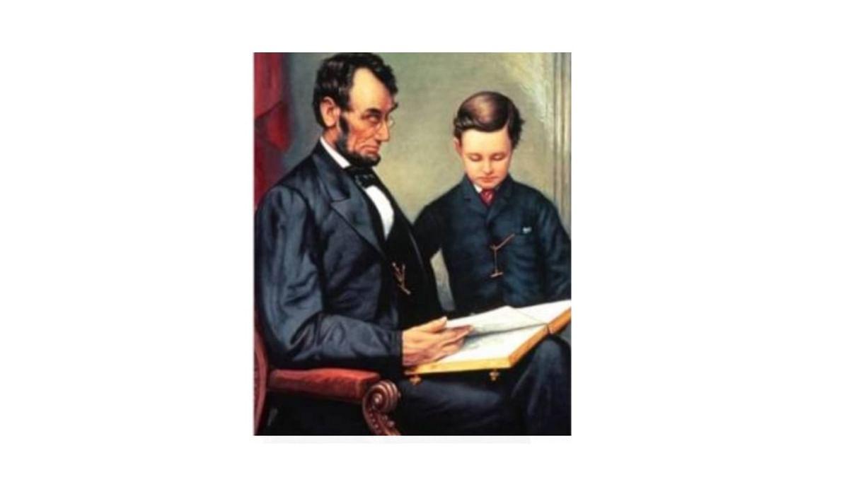 आज अब्राहम लिंकन यांनी पत्रात मोबाइलवरही लिहिले असते...