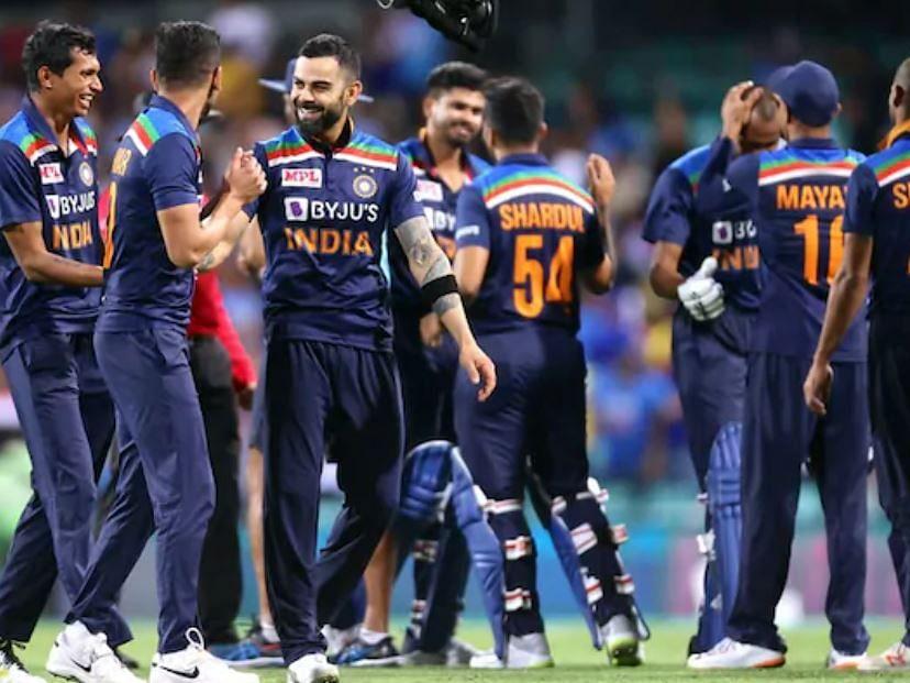 IND vs ENG : इंग्लंडविरुद्धच्या एकदिवसीय मालिकेसाठी भारतीय संघाची घोषणा