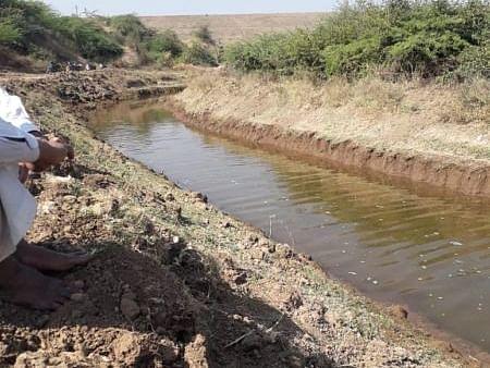 गोदावरी कालव्यांना 20 फेब्रुवारीला पाणी सुटणार