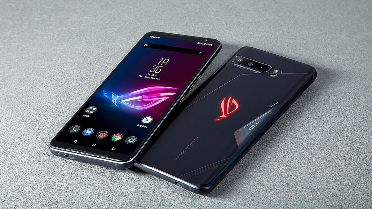 गेमिंग स्मार्टफोन Asus ROG Phone 5  भारतात लाँच; जाणून घ्या किंमत