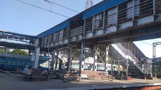 Railway station getting a facelift
