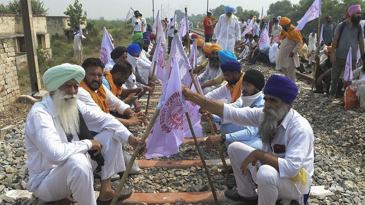 Political parties support today's Bharat Bandh