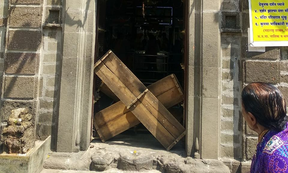 Video Story : मंदिरे बंद; शिवभक्तांचा हिरमोड