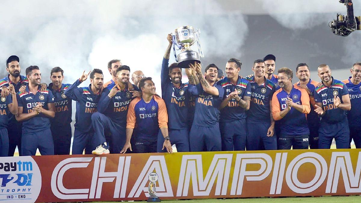भारताचा खणखणीत विजय!