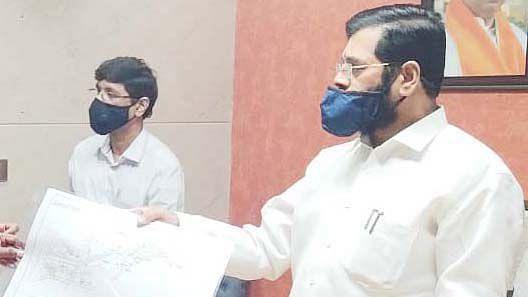 दिंडोरीतील प्रलंबित विकासकामांना निधी देणार -  नगरविकासमंत्री शिंदे