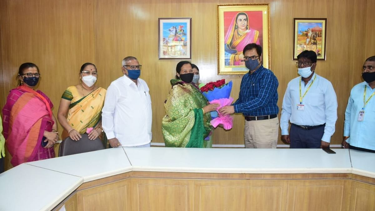 Gaikwad elected chairperson of the NMC education committee