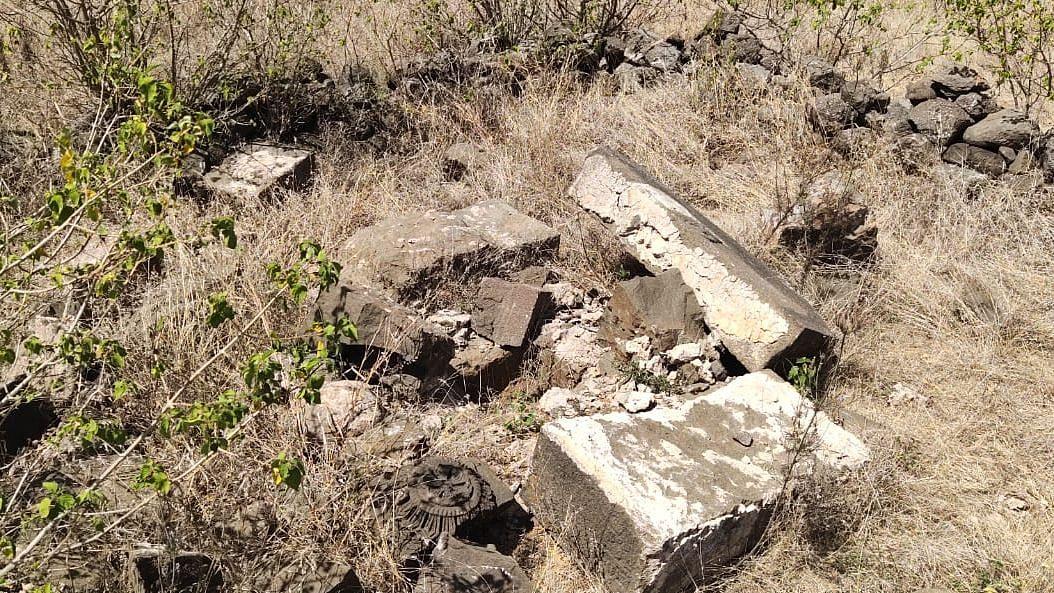 Shivkarya Gadkot's 124th fort conservation campaign