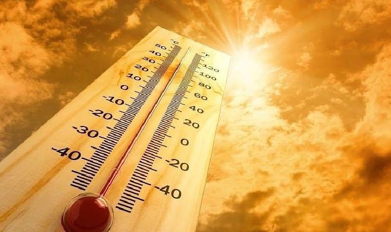 राज्यातील अनेक जिल्ह्यात तापमानाचा कहर
