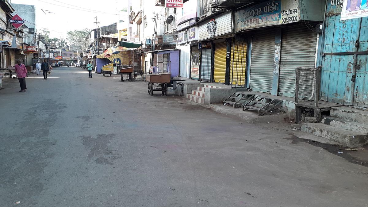 मनमाडमधील तीन दिवशीय जनता कर्फ्यू यशस्वी