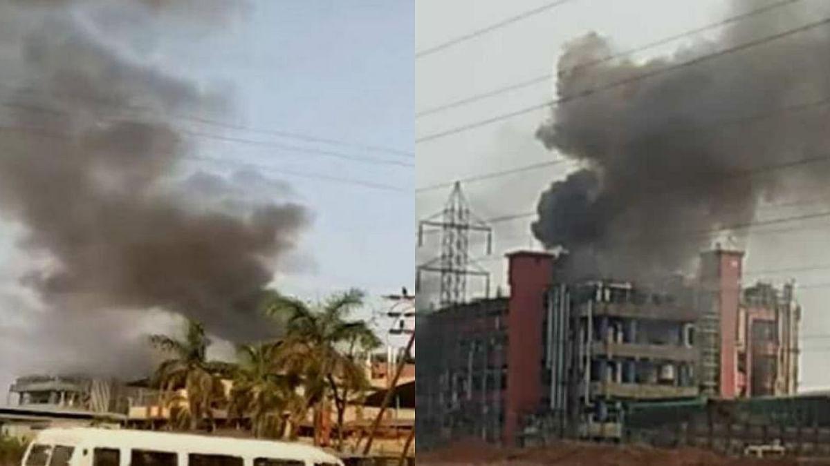 केमिकल कंपनीत भीषण स्फोट; ६ कामगारांचा मृत्यू