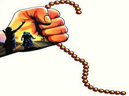 सोने लुटणार्या चोरट्यांवर पश्चातापाची वेळ