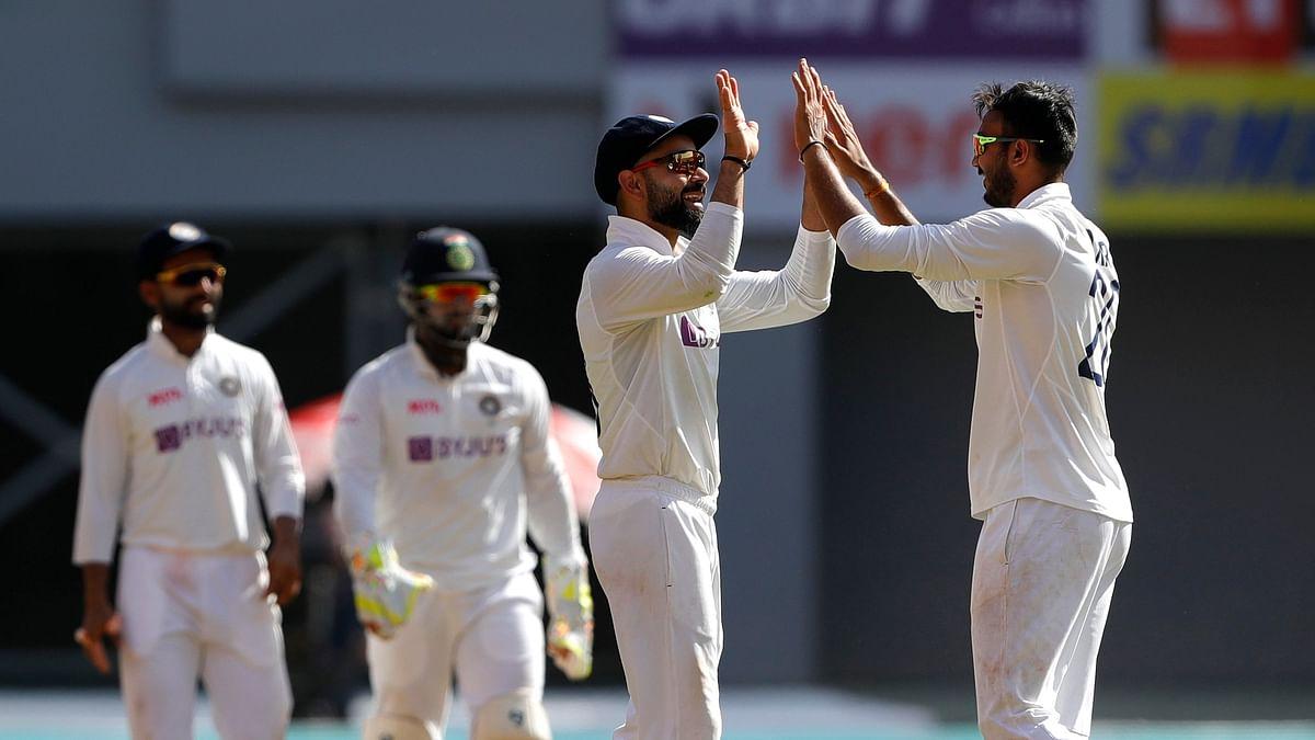 IND vs ENG 4th Test : पहिल्या दिवसावर भारताचं वर्चस्व !