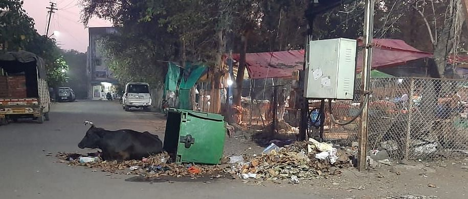 Residents unhappy over cleanliness drive