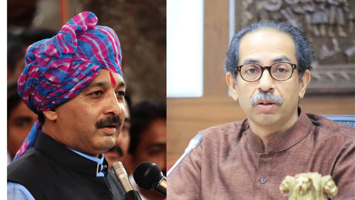 Maratha Reservation : संभाजीराजेंचं मुख्यमंत्री उद्धव ठाकरेंना पत्र
