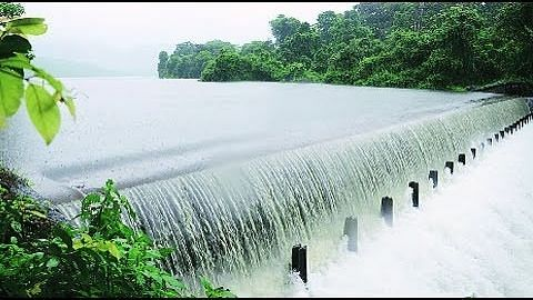 58% water stock in dams in the district