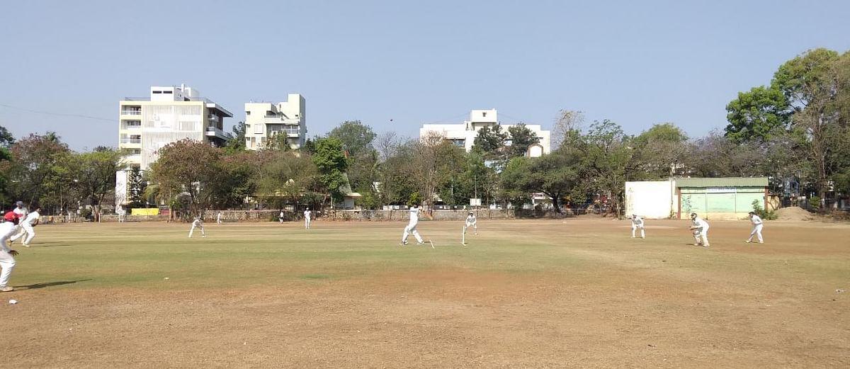 नाशिक क्रिकेट अकादमीची हकीम मर्चंट क्रिकेट ट्रॉफीवर मोहोर