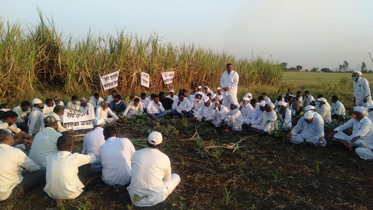 शेतकऱ्यांच्या प्रश्नांपासून पळ काढण्यासाठीच कादवाची ऑनलाइन सभा