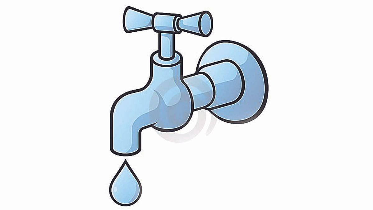 बोंबाबोंब... पाण्याची