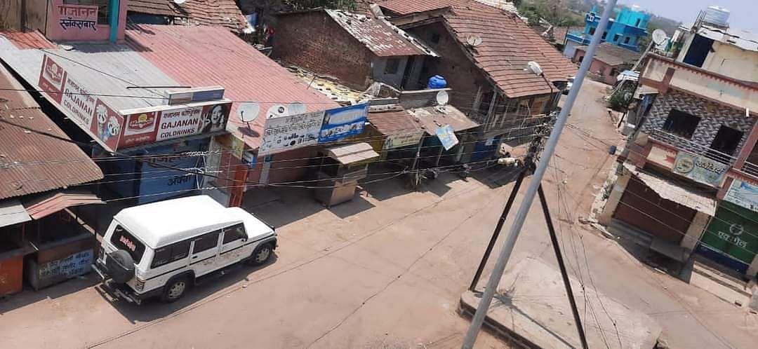 सर्वतीर्थ टाकेदमध्ये जनता कर्फ्यू; व्यापारी करोनाबाधित आढळून आल्यास व्यवसाय राहणार बंद