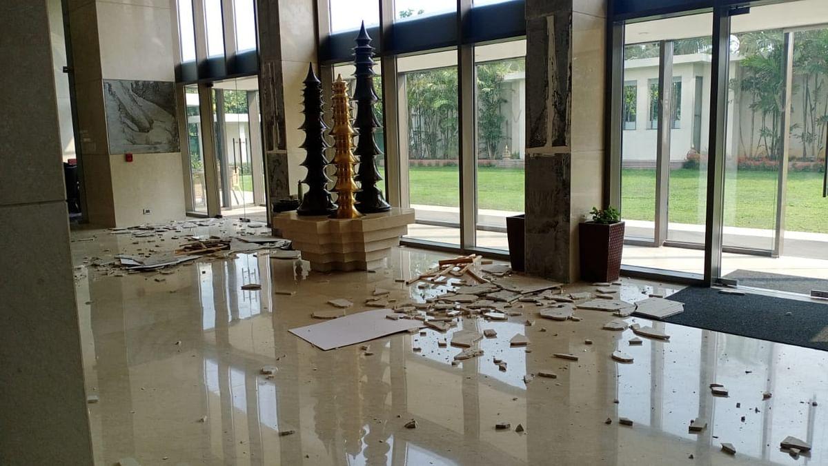 Photo : भूकंपाच्या तीव्र धक्क्यांनी आसाम हादरले
