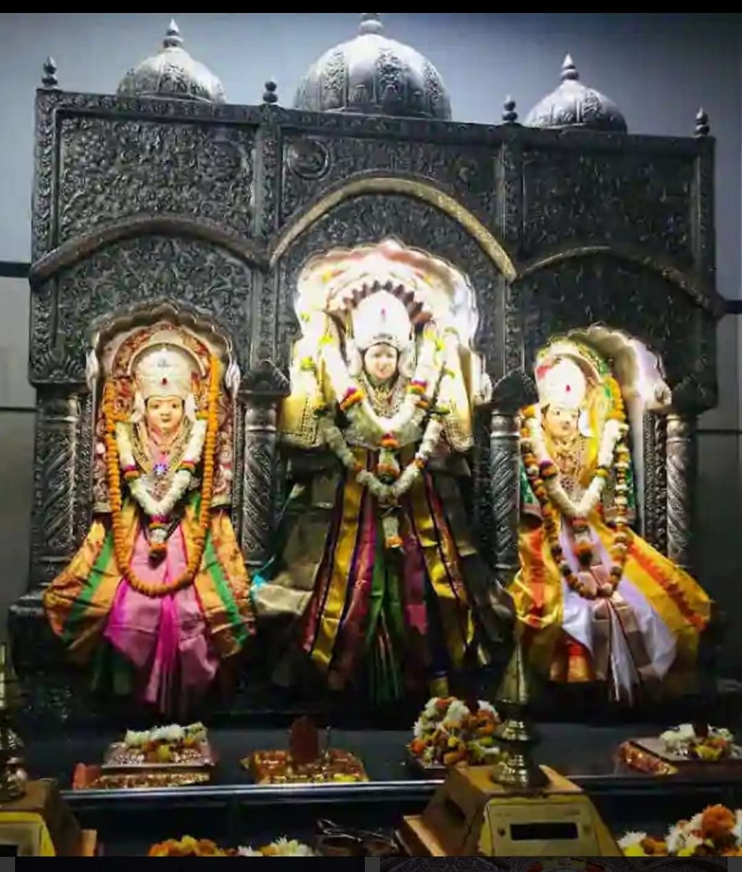 कालिका मंदिर दर्शनासाठी बंद