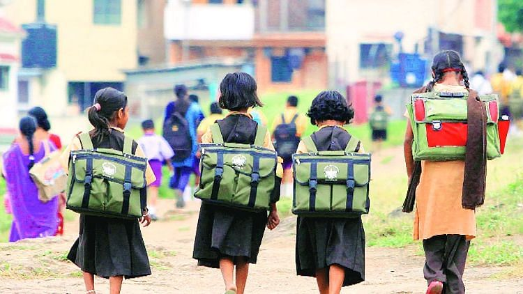 Students far from schools; education