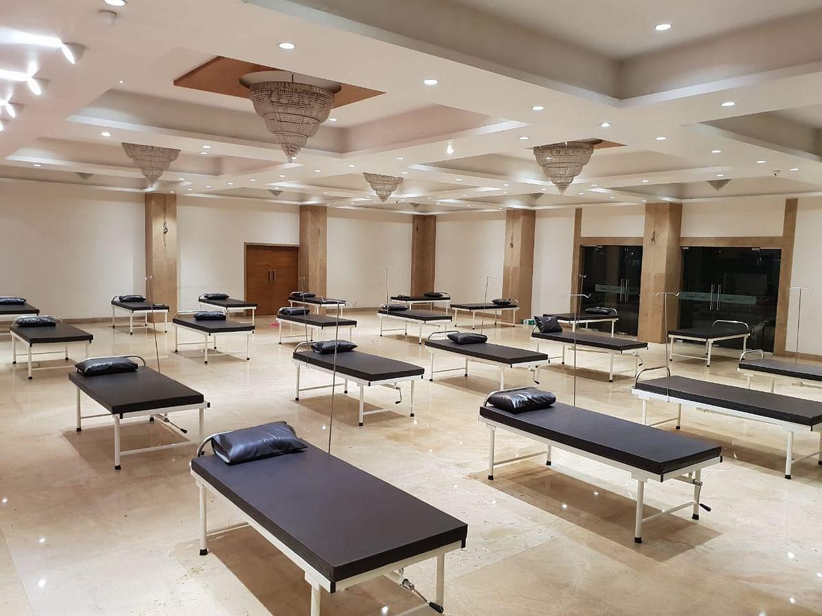 युसुफिया फाउंडेशन तर्फे 20 बेडचे मोफत रुग्णालय सुरु