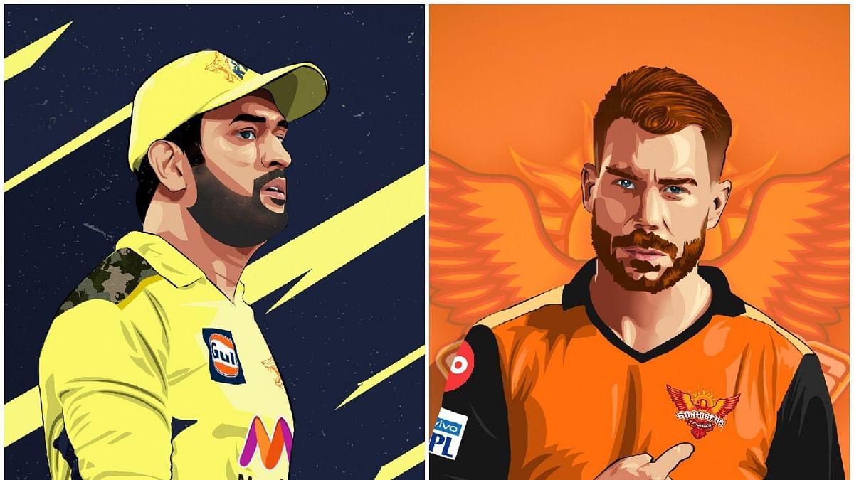 IPL21 : चेन्नईसमोर सनरायझर्सचे आव्हान