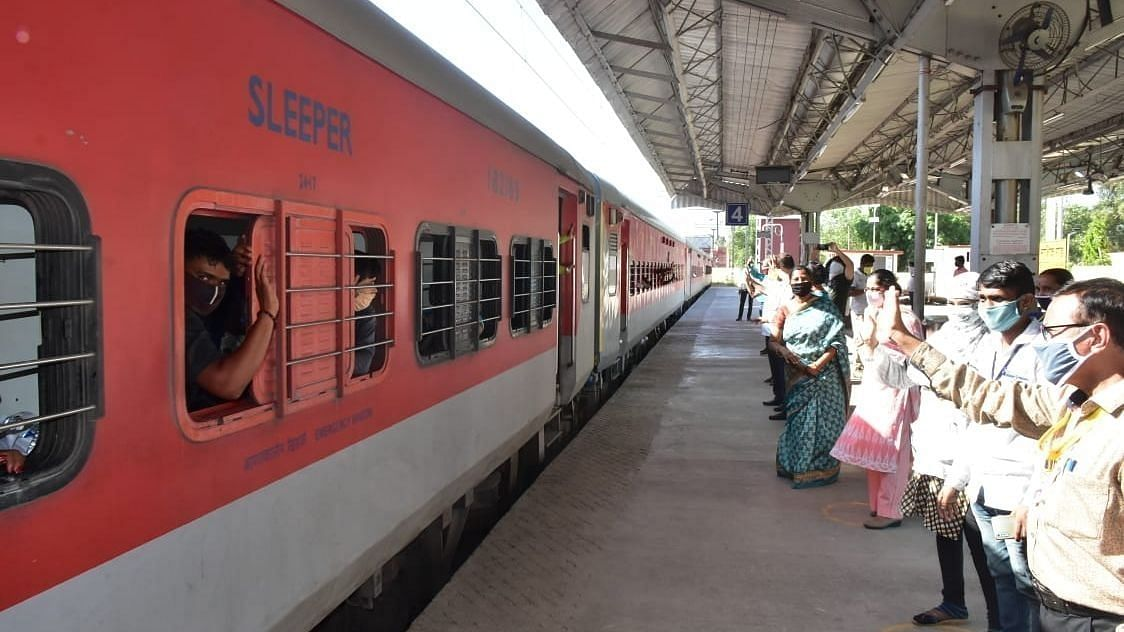 CR to start special trains